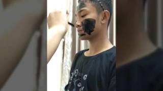 cara pakai masker naturgo / tutorial using naturgo mask