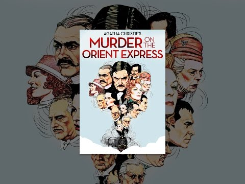 Murder on the Orient Express trailers