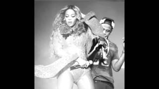 beyonce sings bang bang my baby shot me down to jay z in new on the run tour trailer