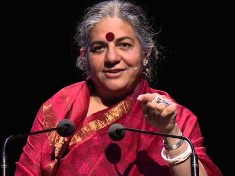 Festival of Dangerous Ideas 2013: Vandana Shiva - Growth = P