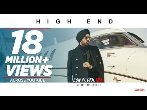 High End  Download Diljit Dosanjh New Song Diljit Dosanjh Punjabi New Songs High End Mp4 HD 3gp