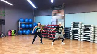 Al Filo De Tu Amor - Carlos Vives - Zumba ® Fitness Choreo by Nichol & Iuliu