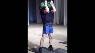 толчок ЗМС Роман Михальчук