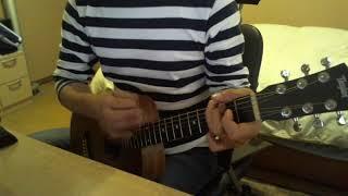 ギター弾き語りで.