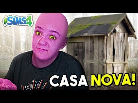 COMPREI UMA CASA NOVA E ME LASQUEI! - The Sims 4 thumbnail