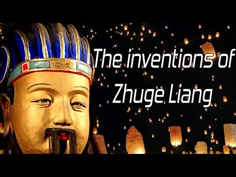 The Inventions Of Zhuge Liang - Three Kingdoms History