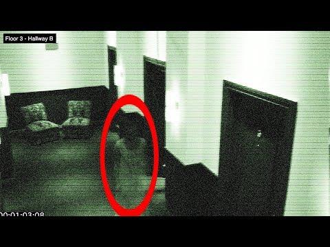 Top 3 video bóng ma bí ẩn đáng sợ - Camera ghi lại được 👻