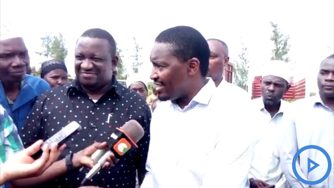 CS Kiunjuri speaks on DP Ruto's alleged assassination plot