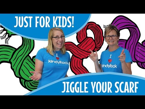 JIGGLE YOUR SCARF