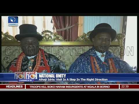 National Unity: Eleme Traditional Ruler Visits Emir Of Zazzau In Kaduna