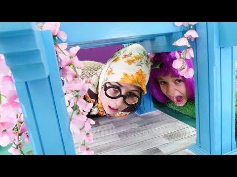 Ayşe teyze düğün organizasyonu yapıyor! Komik video
