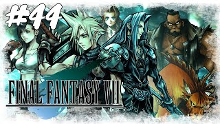 Lets Play Final Fantasy VII  #44 / Weapon Angriff auf Juno / Gameplay (PS4 Deutsch German)