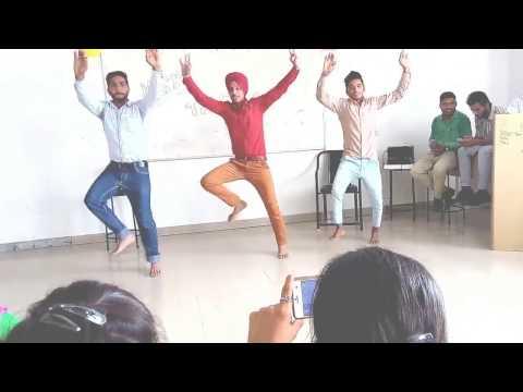 Bhangra On Tankha Ranjit Bawa|| Vidya Rattan Polytecnic College Khokhar, Lehragaga || SUNAM