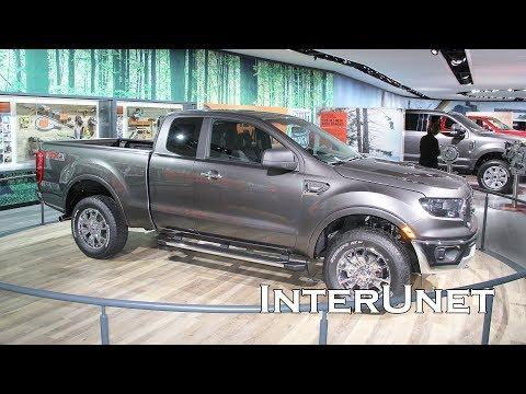 2019 Ford Ranger XLT - new pickup truck