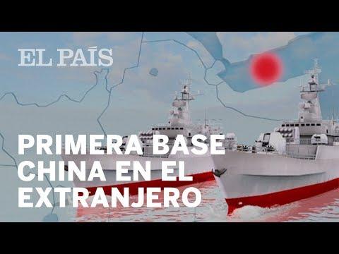 Yibuti: La primera base militar china en el extranjero | Internacional