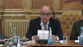18-01-2017 | Audição do Ministro da Defesa Nacional | Azeredo Lopes