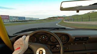 Gran Turismo Sport VR - Porsche 911 Carrera RS Club Sport (993) '95