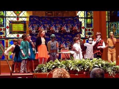 Beth Israel Purim Shpiel 2016