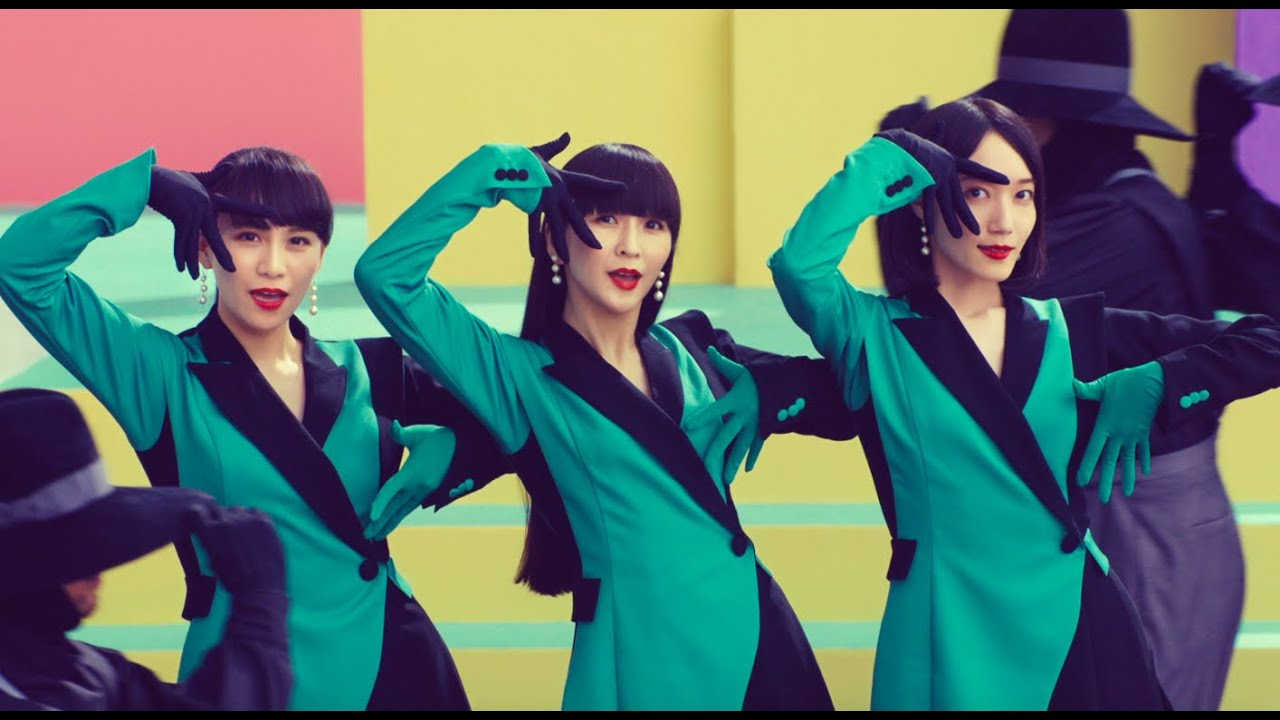 Download [Official Music Video] Perfume 「Time Warp」