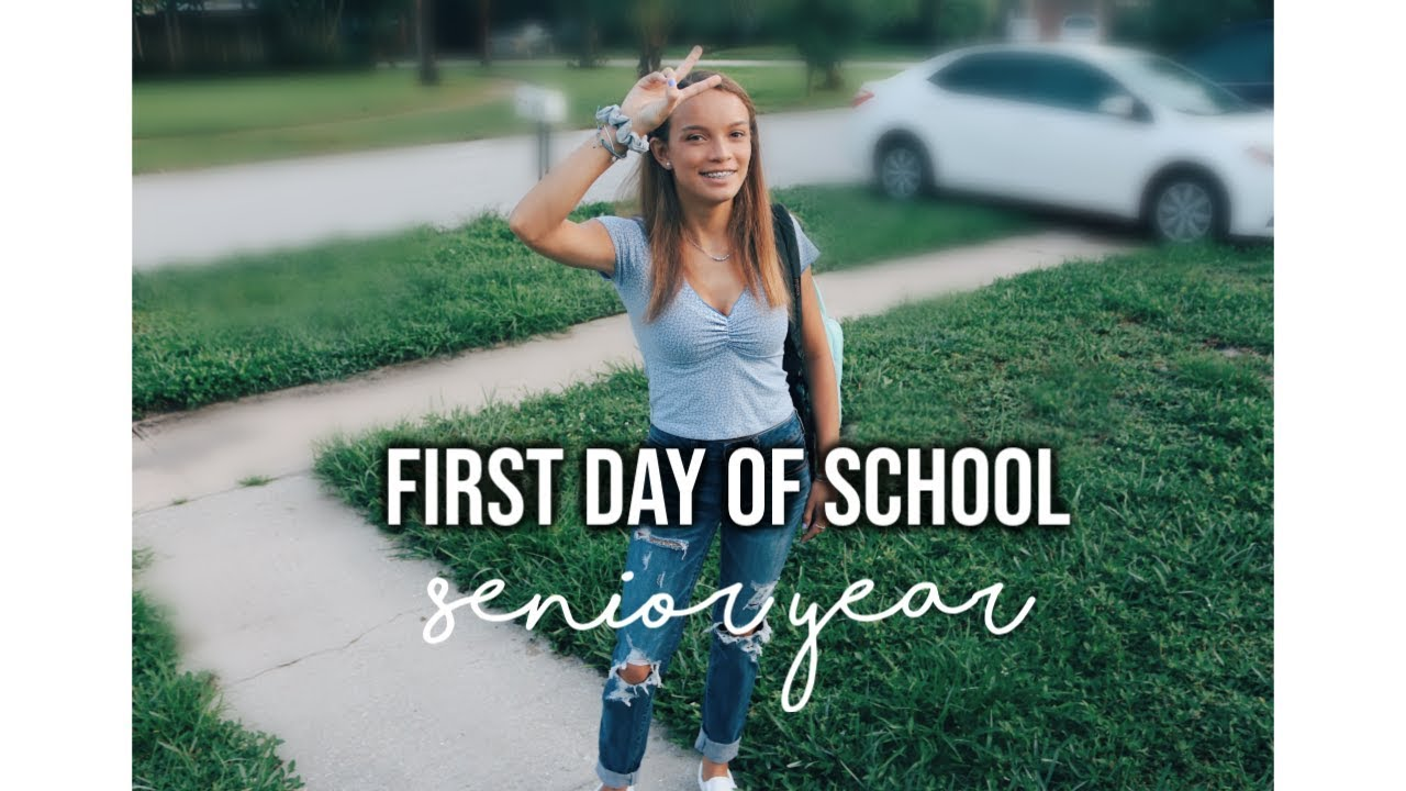 Grwm First Day Of High School Senior Year Youtube I'd say go for it. youtube
