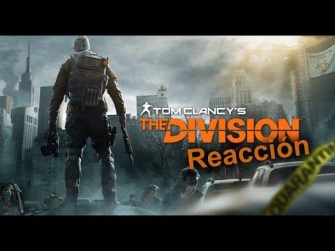 The Division Trailer | TFB reacción