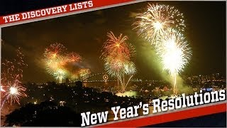 10 Most Popular New Year's Resolutions