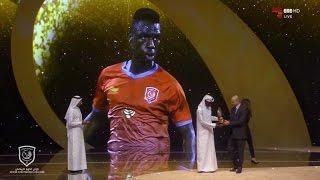 المعز علي أفضل لاعب تحت 23 عاماً للموسم 2017/2016