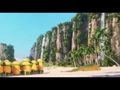 Миньоны 2015 3D скачать торрент