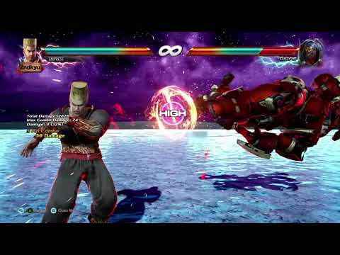 TEKKEN 7 PAUL COMBO || Game Victory