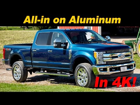 2017 Ford Super Duty Review and Road Test | Detailed in 4K UHD!