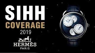 SIHH 2019: Hermès Arceau l