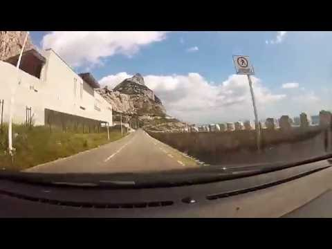 Gibraltar Car Tour