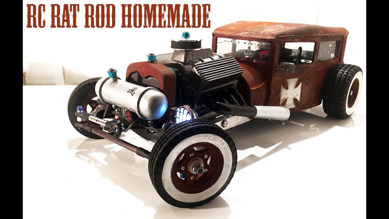 rc car rat rod rwd homemade 1 10 part 4 5 radiator. Black Bedroom Furniture Sets. Home Design Ideas