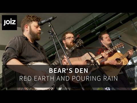 Bear's Den – Red Earth And Pouring Rain (live at joiz)