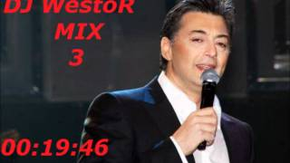 DJ WestoR - ♫ NIKOS MAKROPOULOS ♫ (DIALEGMENA MIX LIVE) [ 3 of 3 ]