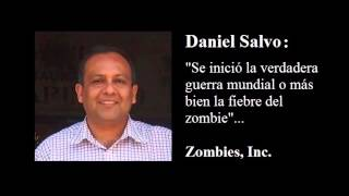 Un muerto camina entre nosotros. Cuentos peruanos sobre ZOMBIES (EL GATO DESCALZO-2014) Book trailer
