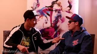 Wywiad z Salahem | Rytm Ulicy 2013