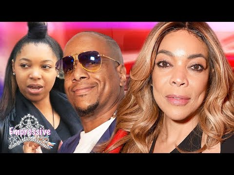 Wendy Williams hospitalized after her husband&39;s mistress gives birth