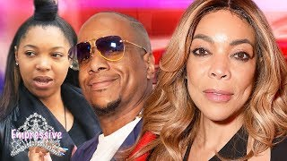 Wendy Williams hospitalized after her husband's mistress gives birth!