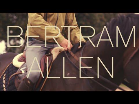 Making a Champion: Bertram Allen