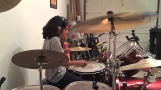 Baixar Raghav 9 Year Old Drummer - Cat Walk Steve Smith & Vital Information Drum Cover