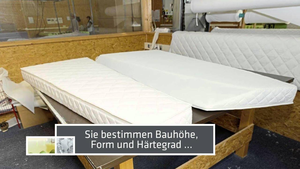 mm matratzen manufaktur youtube. Black Bedroom Furniture Sets. Home Design Ideas