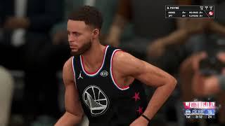 NBA 2K20 Gameplay