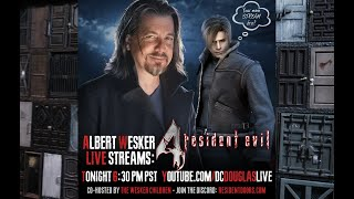 Resident Evil 4 with Albert Wesker part 8