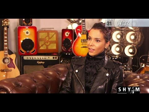 """Shy'm interview pour """"Absolument Stars"""""""