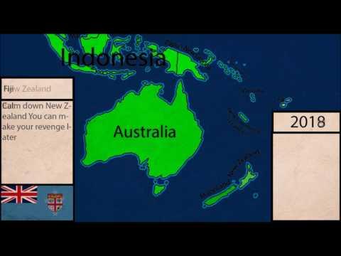 Alternate Future of Oceania Ep 1: Powers Fallen
