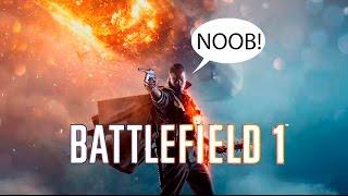Мой первый раз в Battlefield 1