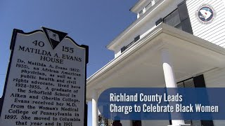 Richland County Leads Charge to Celebrate Black Women