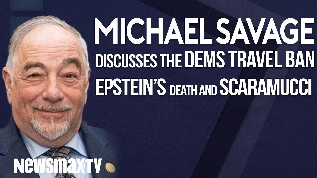 Download Michael Savage discusses travel ban, Epstein's death, and Scaramucci's attacks on President Trump.