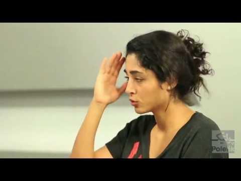 مصاحبه کامبیز حسینی با گلشیفته فراهانی در برنامه پولتیک